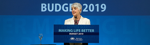 NDP Budget 2019 Adds Half A Billion For Healthcare – Find Your Own $34 Million To Cover Lost Revenue From Pay Parking